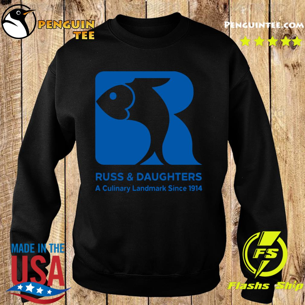 Russ And Daughters A Culinary Landmark Since 1914 Shirt Sweater