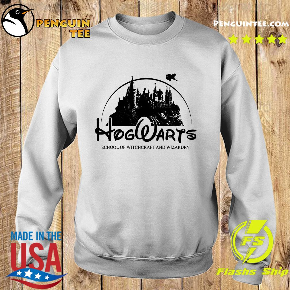 Disney Land Hogwarts School Of Witchcraft And Wizardry Shirt Sweater