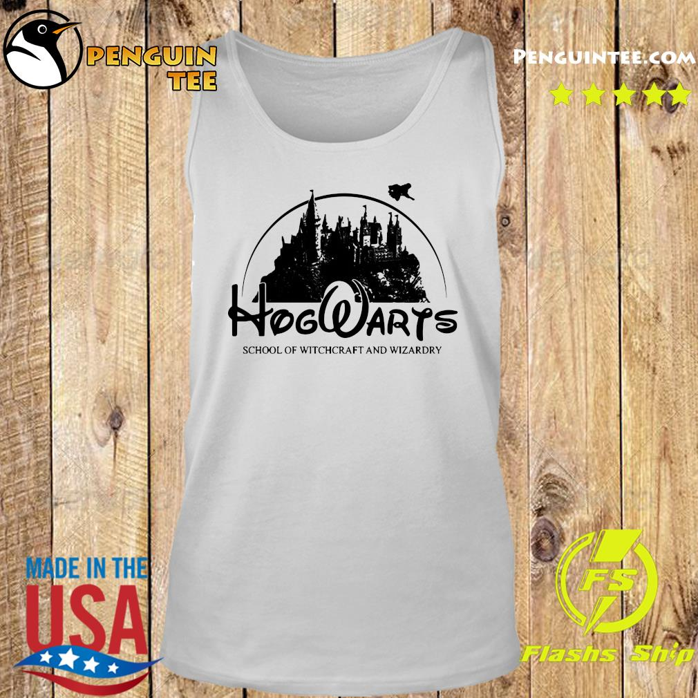 Disney Land Hogwarts School Of Witchcraft And Wizardry Shirt Tank top