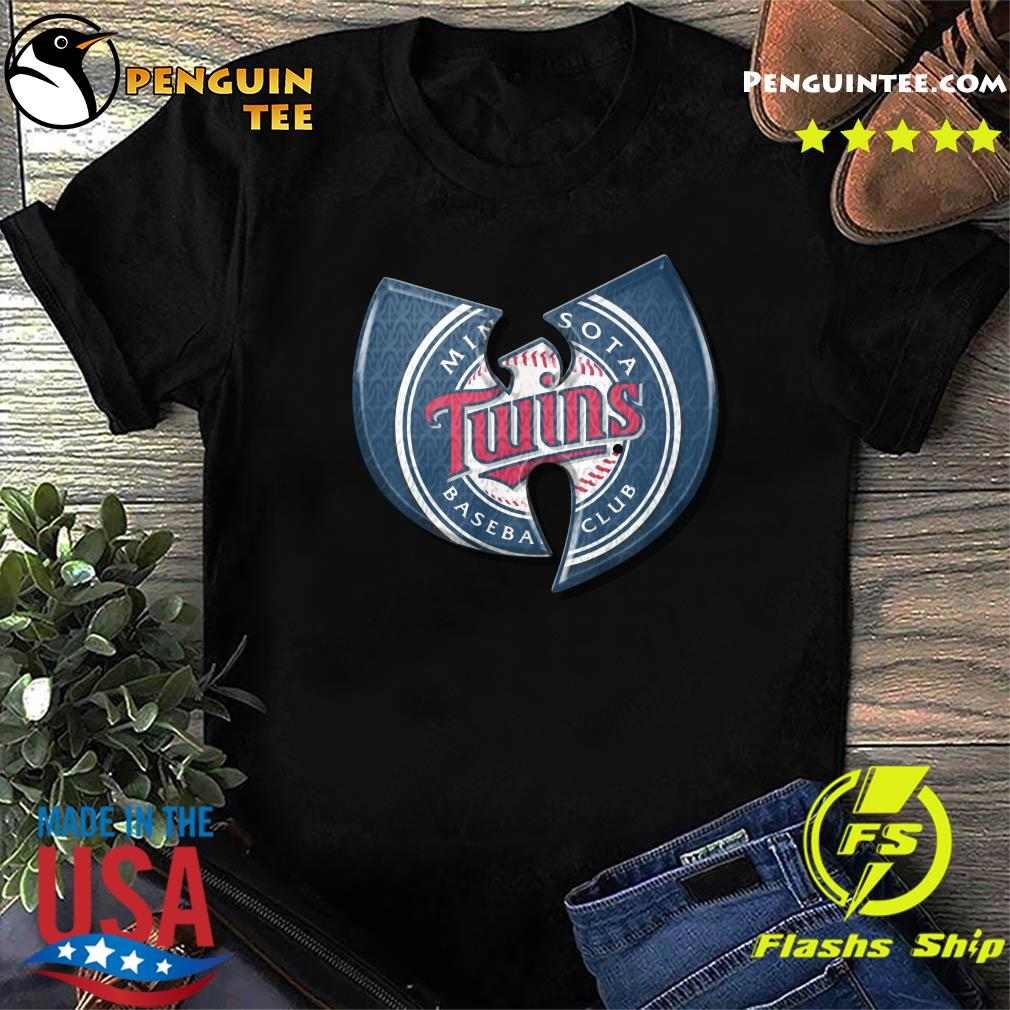 Wu Tang Minnesota Twins shirt