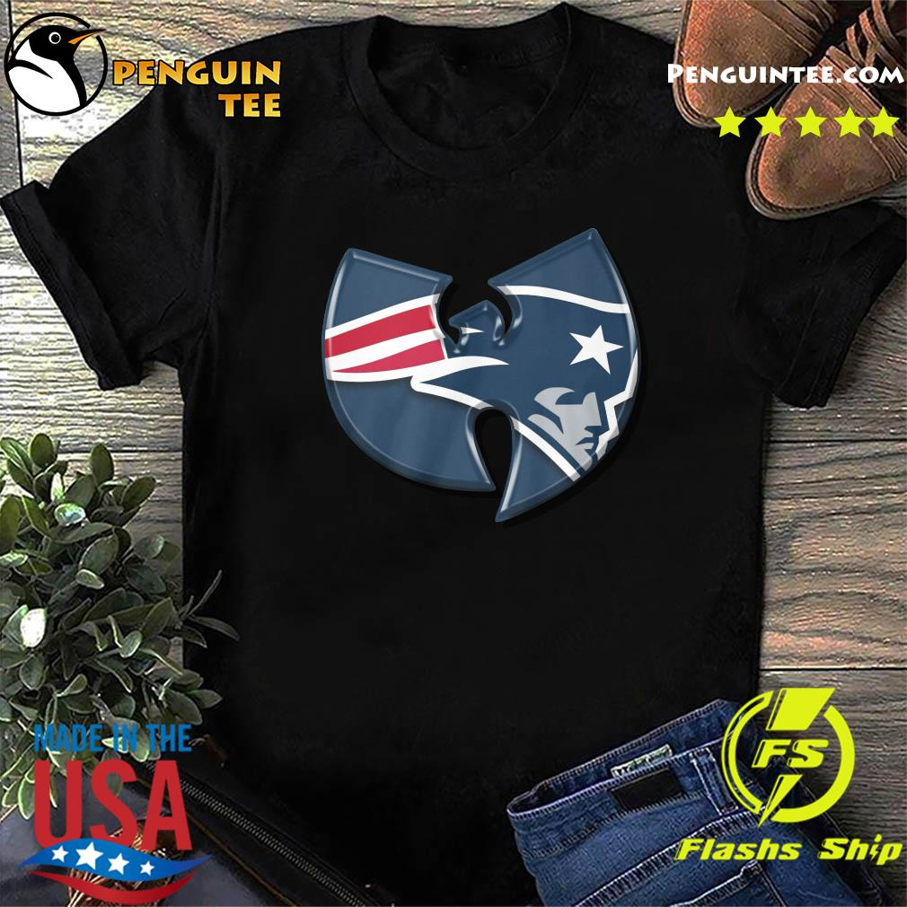 Wu Tang New England Patriots Shirt