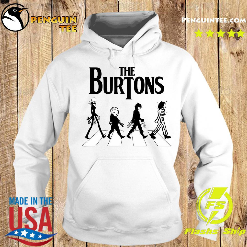 The Burtons Abbey Road Shirt Hoodie