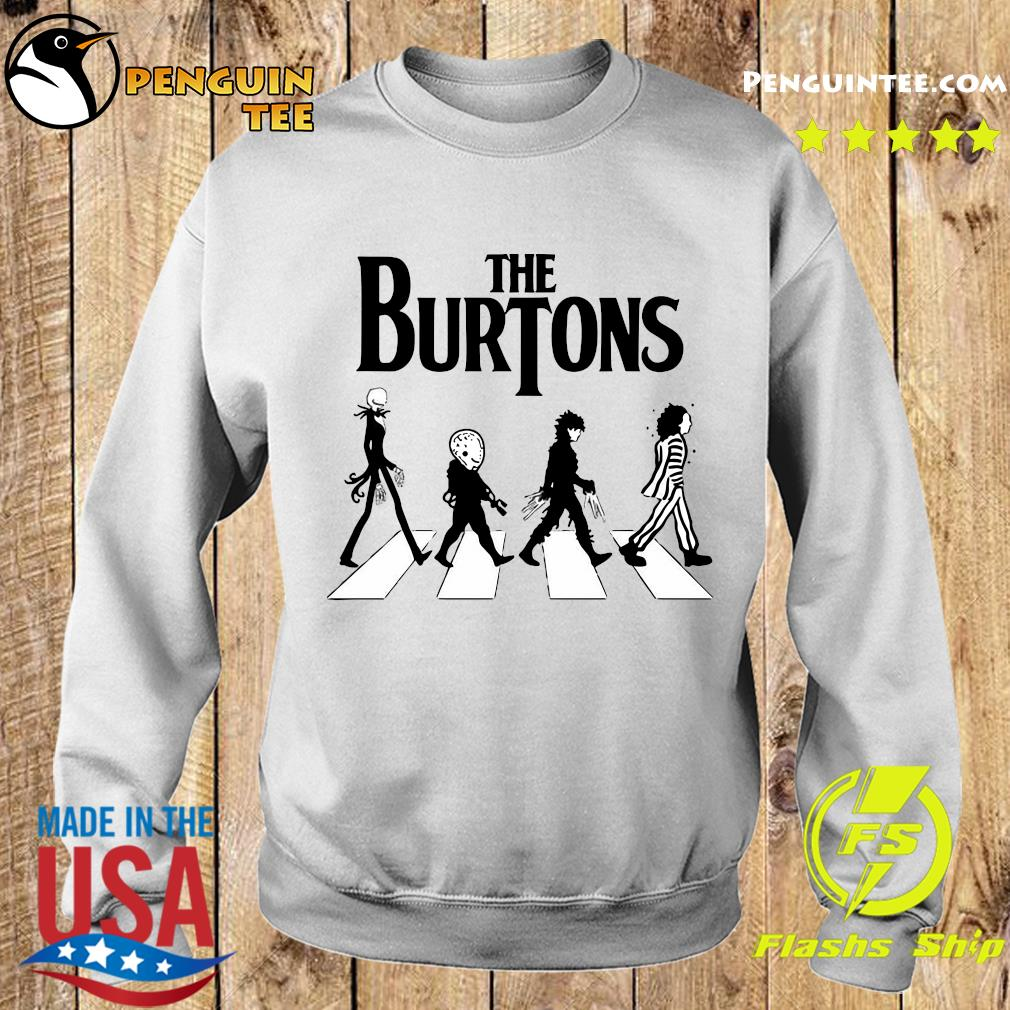 The Burtons Abbey Road Shirt Sweater