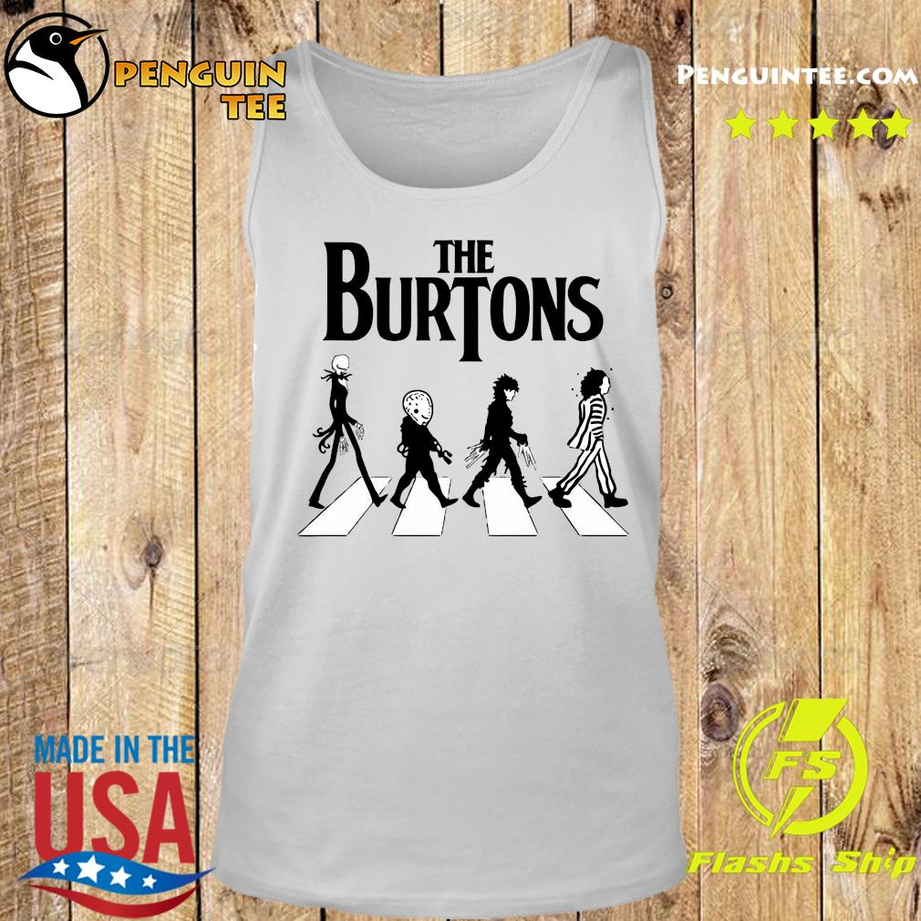 The Burtons Abbey Road Shirt Tank top